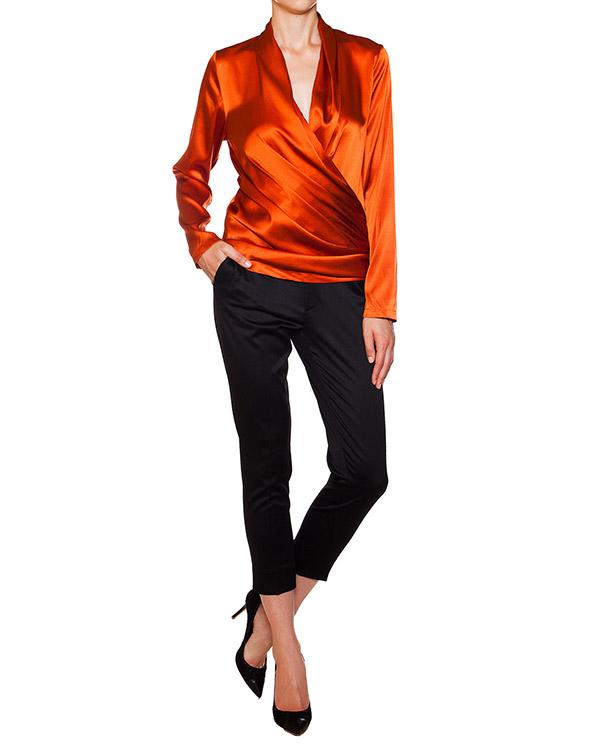 женская блуза P.A.R.O.S.H., сезон: зима 2012/13. Купить за 7800 руб. | Фото 3
