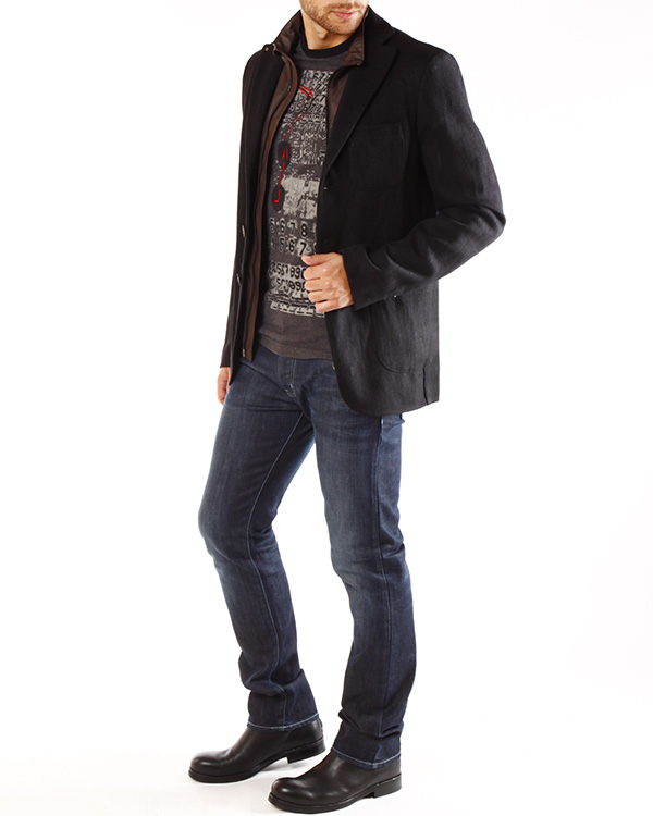 мужская куртка The Bunny Jacket, сезон: зима 2013/14. Купить за 18800 руб. | Фото 3
