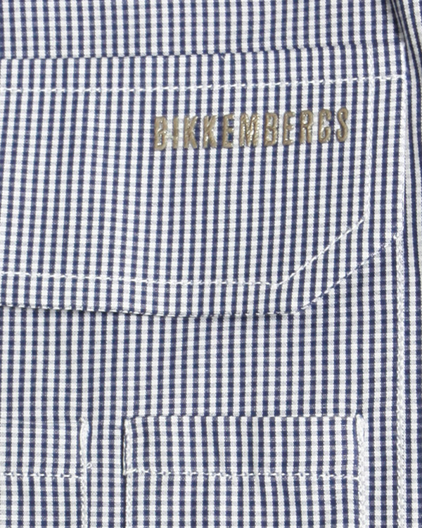 мужская рубашка BIKKEMBERGS, сезон: лето 2013. Купить за 5400 руб.   Фото 4