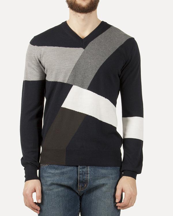 мужская пуловер BIKKEMBERGS, сезон: зима 2012/13. Купить за 5300 руб. | Фото 1