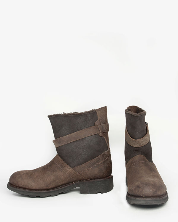 мужская ботинки BIKKEMBERGS, сезон: зима 2012/13. Купить за 8700 руб. | Фото 2