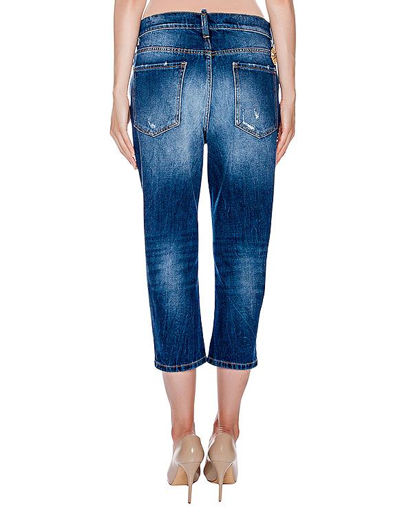 женская джинсы Amen, сезон: лето 2016. Купить за 41600 руб. | Фото 2