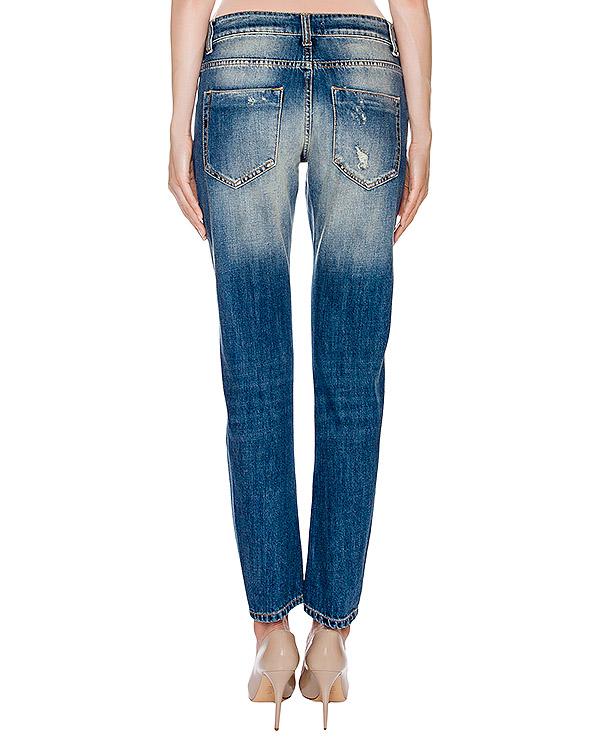 женская джинсы Amen, сезон: лето 2016. Купить за 16400 руб. | Фото 2
