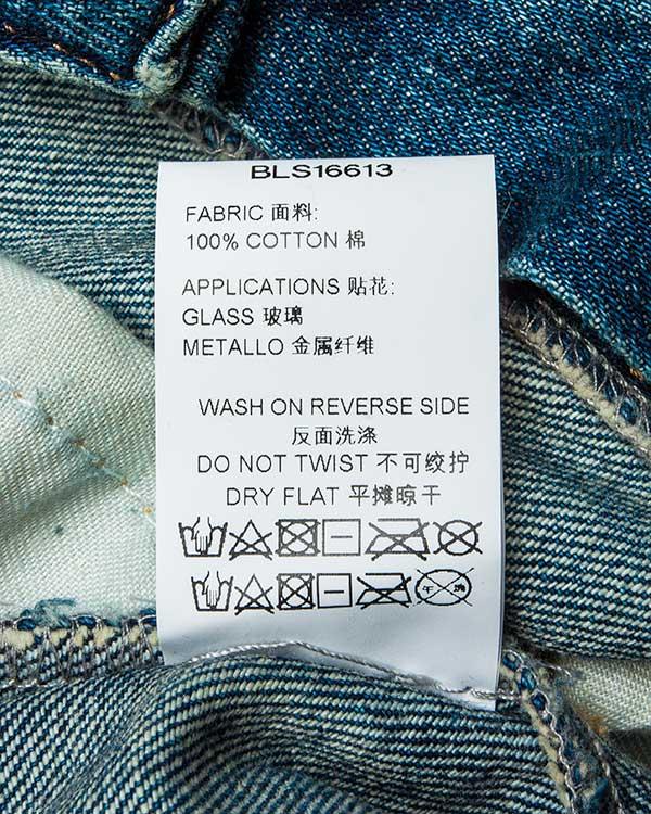 женская джинсы Amen, сезон: лето 2016. Купить за 32800 руб. | Фото 5