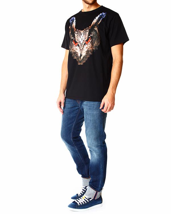мужская футболка Marcelo Burlon, сезон: лето 2014. Купить за 5900 руб. | Фото $i