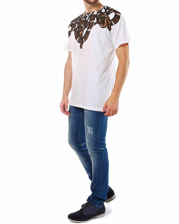 мужская футболка Marcelo Burlon, сезон: лето 2014. Купить за 6300 руб. | Фото $i