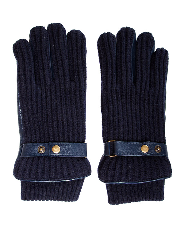 аксессуары перчатки ARMANI JEANS, сезон: зима 2015/16. Купить за 5200 руб. | Фото 1