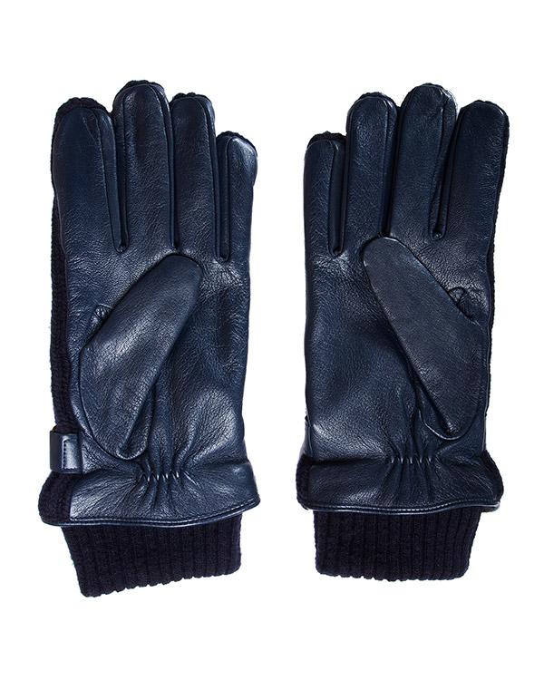 аксессуары перчатки ARMANI JEANS, сезон: зима 2015/16. Купить за 5200 руб. | Фото 2