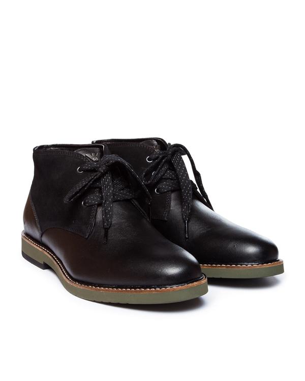 мужская ботинки ARMANI JEANS, сезон: зима 2015/16. Купить за 7300 руб. | Фото $i