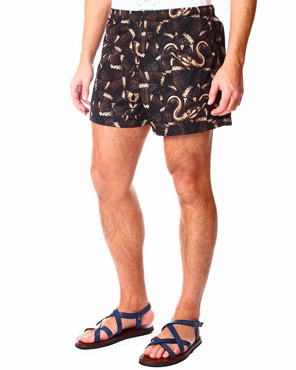 мужская шорты Marcelo Burlon, сезон: лето 2014. Купить за 5500 руб. | Фото 1
