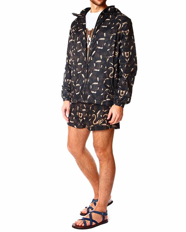 мужская шорты Marcelo Burlon, сезон: лето 2014. Купить за 5500 руб. | Фото 3