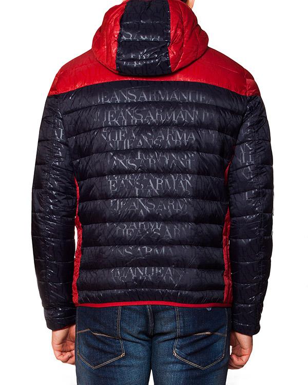 мужская куртка ARMANI JEANS, сезон: зима 2015/16. Купить за 9800 руб. | Фото 2