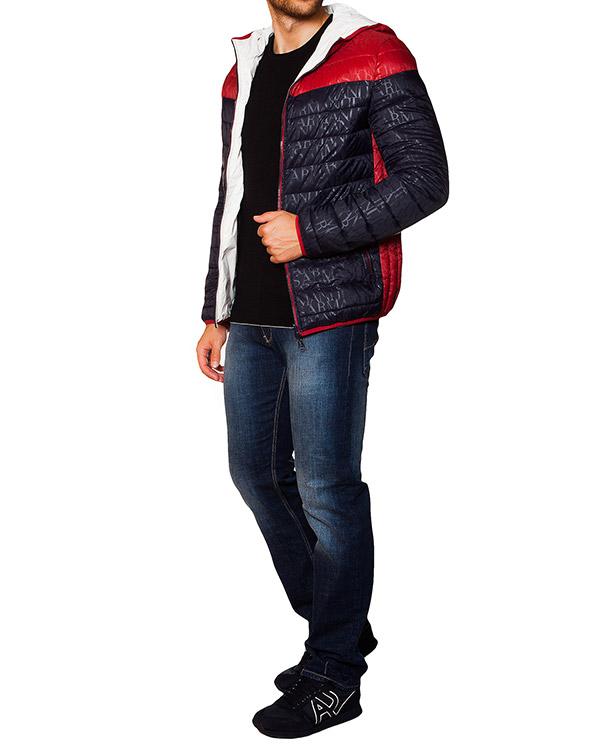 мужская куртка ARMANI JEANS, сезон: зима 2015/16. Купить за 9800 руб. | Фото 3