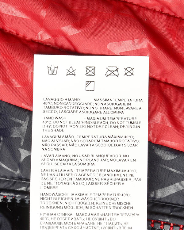 мужская куртка ARMANI JEANS, сезон: зима 2015/16. Купить за 9800 руб. | Фото 5