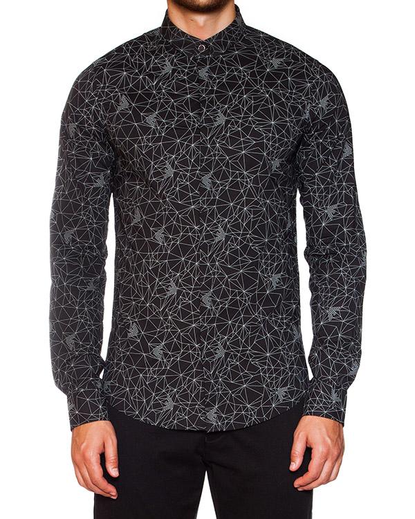 мужская рубашка ARMANI JEANS, сезон: зима 2015/16. Купить за 4100 руб.   Фото 1
