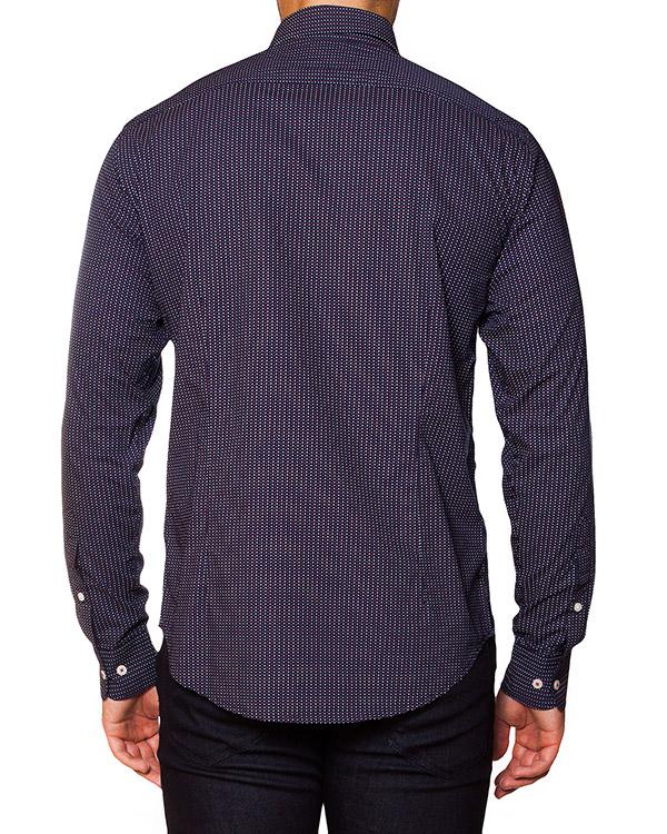 мужская рубашка ARMANI JEANS, сезон: зима 2015/16. Купить за 3800 руб. | Фото 2
