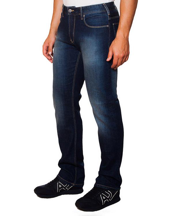 мужская джинсы ARMANI JEANS, сезон: зима 2015/16. Купить за 4800 руб. | Фото 1