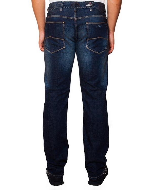 мужская джинсы ARMANI JEANS, сезон: зима 2015/16. Купить за 4800 руб. | Фото 2