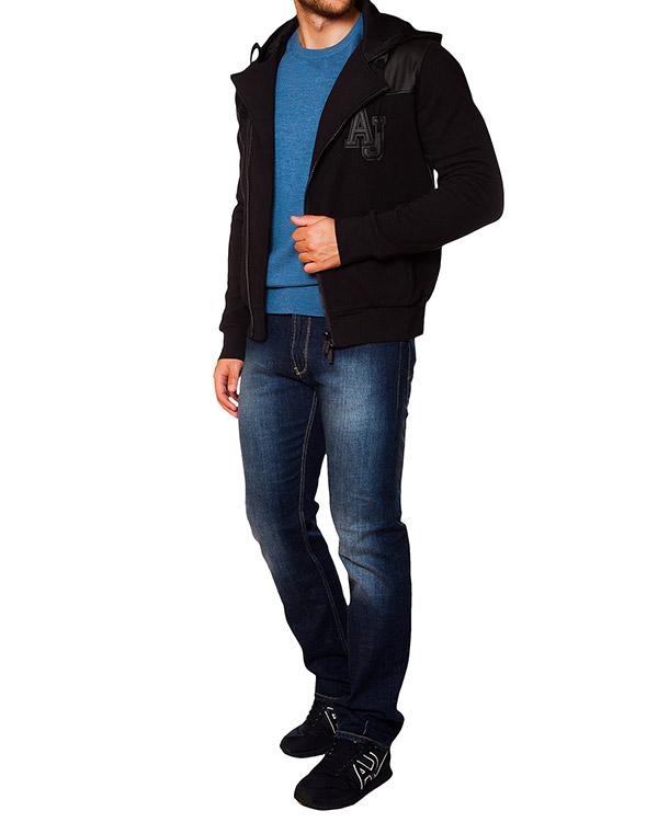 мужская джинсы ARMANI JEANS, сезон: зима 2015/16. Купить за 4800 руб. | Фото 3