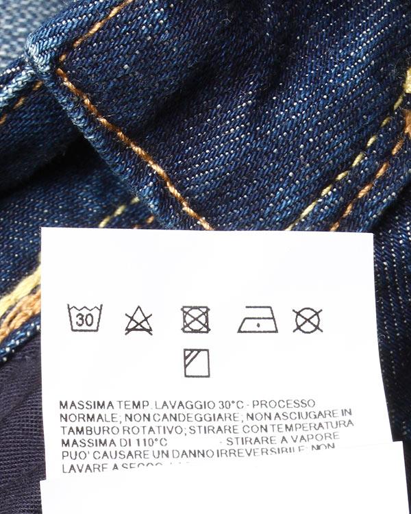 мужская джинсы ARMANI JEANS, сезон: зима 2015/16. Купить за 4800 руб. | Фото 5