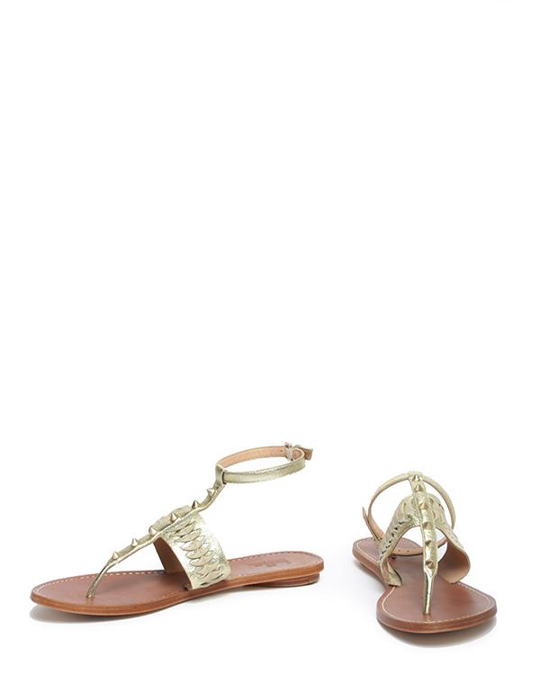 женская сандалии Belle by Sigerson Morrison, сезон: лето 2013. Купить за 4700 руб. | Фото 2