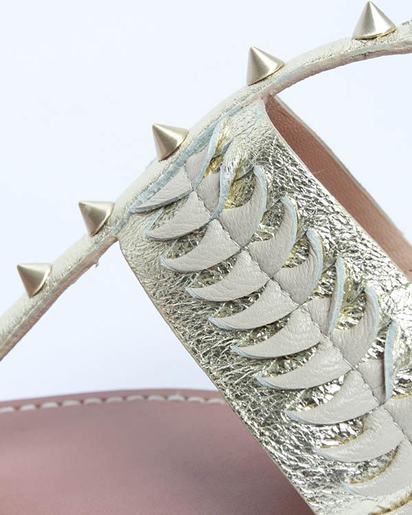 женская сандалии Belle by Sigerson Morrison, сезон: лето 2013. Купить за 4700 руб. | Фото 4