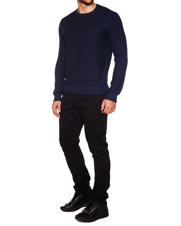 мужская джемпер ARMANI JEANS, сезон: зима 2015/16. Купить за 6300 руб. | Фото 3