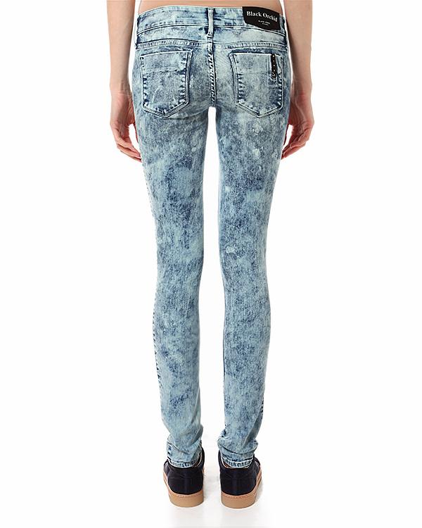 женская джинсы Black Orchid, сезон: лето 2014. Купить за 6300 руб. | Фото 2