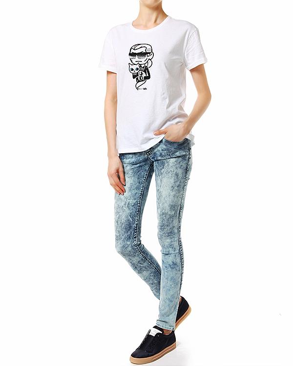 женская джинсы Black Orchid, сезон: лето 2014. Купить за 6300 руб. | Фото 3