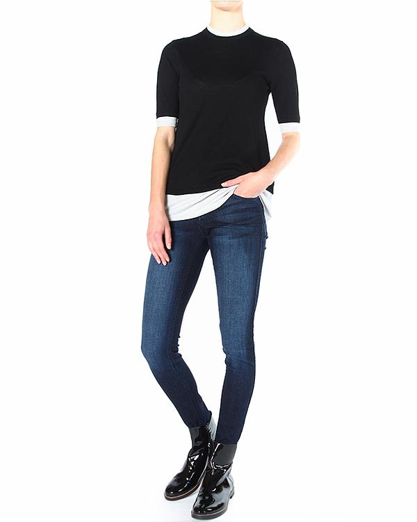 женская джинсы Black Orchid, сезон: зима 2014/15. Купить за 7800 руб. | Фото 3