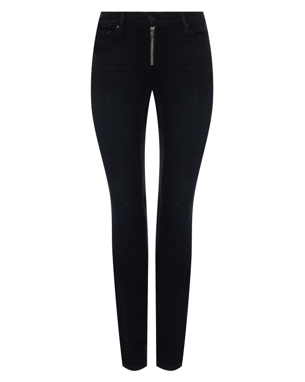 джинсы Slim со средней посадкой на бедрах артикул BO292CCS марки Black Orchid купить за 24500 руб.