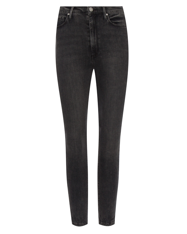 джинсы Slim с высокой посадкой на талии артикул BO295RS2 марки Black Orchid купить за 28900 руб.