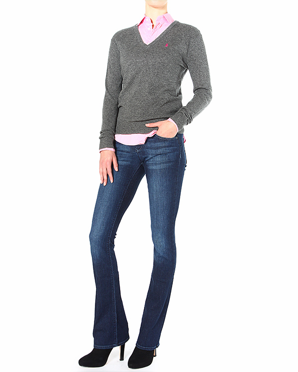 женская джинсы Black Orchid, сезон: зима 2014/15. Купить за 8400 руб. | Фото 3