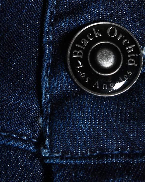 женская джинсы Black Orchid, сезон: зима 2014/15. Купить за 8400 руб. | Фото 4