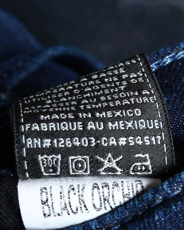 женская джинсы Black Orchid, сезон: зима 2014/15. Купить за 8400 руб. | Фото 5