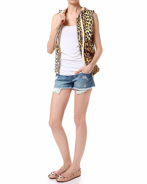 женская шорты Black Orchid, сезон: лето 2014. Купить за 9100 руб. | Фото 3