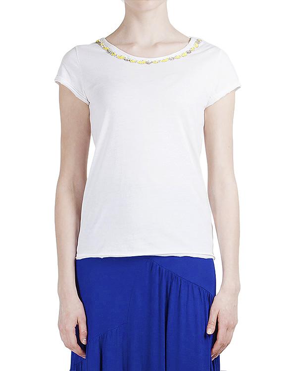 женская футболка P.A.R.O.S.H., сезон: лето 2013. Купить за 3000 руб. | Фото $i