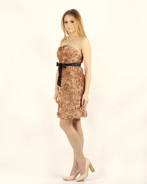 женская платье P.A.R.O.S.H., сезон: лето 2012. Купить за 11100 руб. | Фото $i