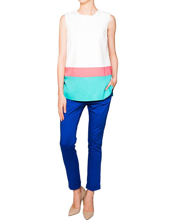 женская брюки P.A.R.O.S.H., сезон: лето 2013. Купить за 6700 руб. | Фото 3