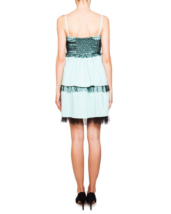 женская платье Valentino Red, сезон: зима 2011/12. Купить за 14900 руб. | Фото 3