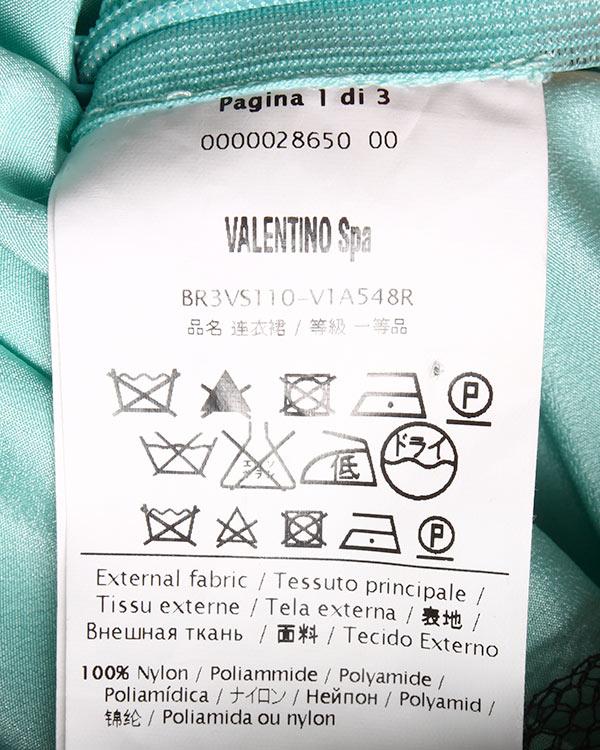 женская платье Valentino Red, сезон: зима 2011/12. Купить за 14900 руб. | Фото 5