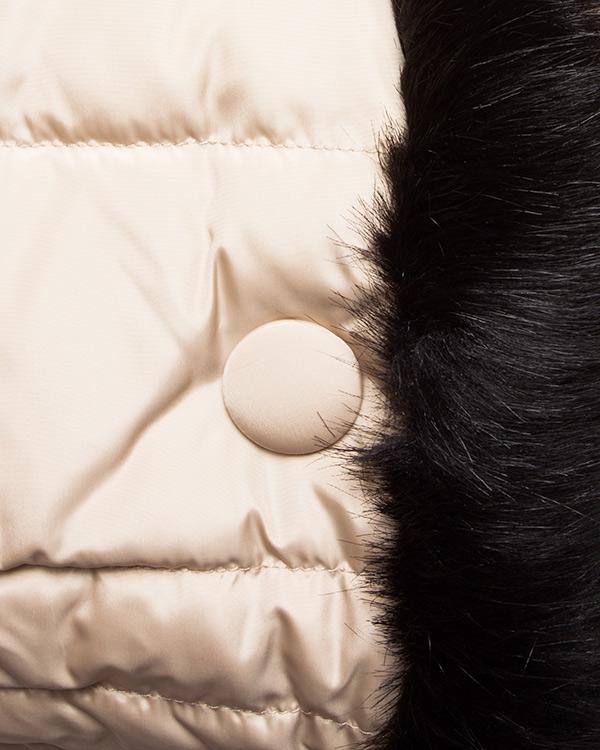 женская пуховик ARMANI JEANS, сезон: зима 2015/16. Купить за 14800 руб. | Фото 4