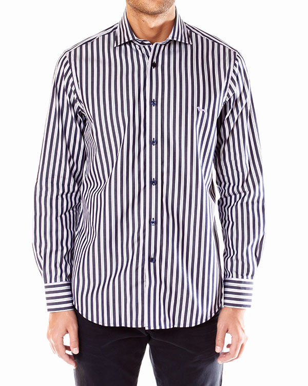 мужская рубашка Harmont & Blaine, сезон: зима 2013/14. Купить за 3600 руб. | Фото 1