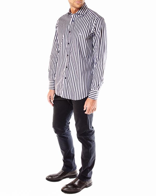 мужская рубашка Harmont & Blaine, сезон: зима 2013/14. Купить за 3600 руб. | Фото 3