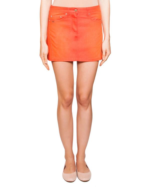 женская юбка ICEBERG, сезон: лето 2012. Купить за 4900 руб. | Фото 1