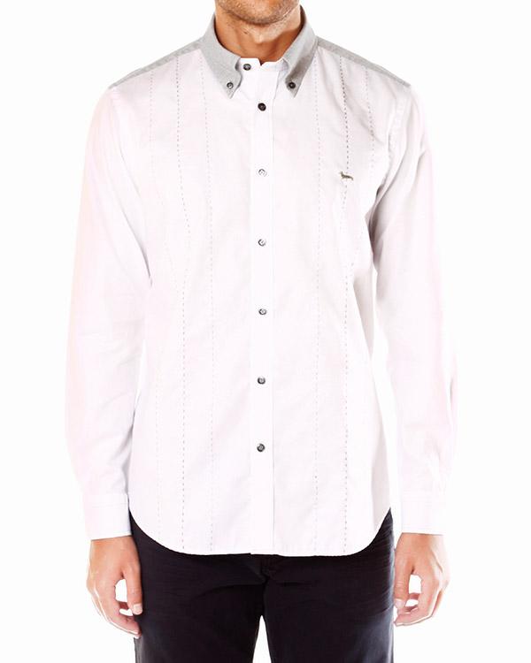 мужская рубашка Harmont & Blaine, сезон: зима 2013/14. Купить за 4100 руб. | Фото 1