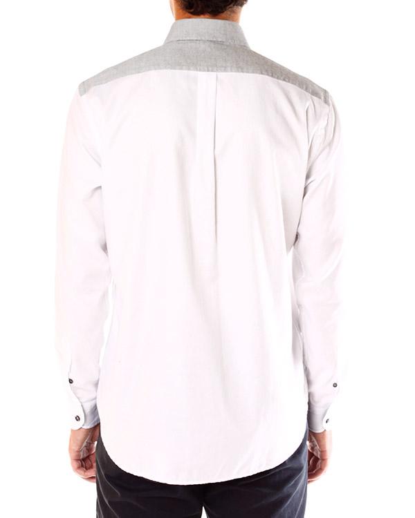 мужская рубашка Harmont & Blaine, сезон: зима 2013/14. Купить за 4100 руб. | Фото 2