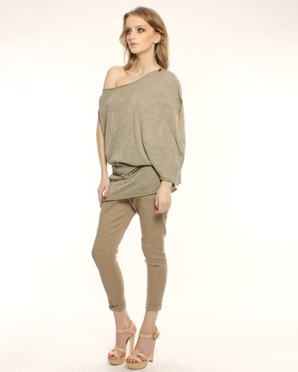 женская брюки LIU JO, сезон: лето 2012. Купить за 5700 руб. | Фото 3
