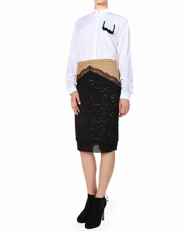 женская юбка № 21, сезон: зима 2014/15. Купить за 21200 руб. | Фото 3