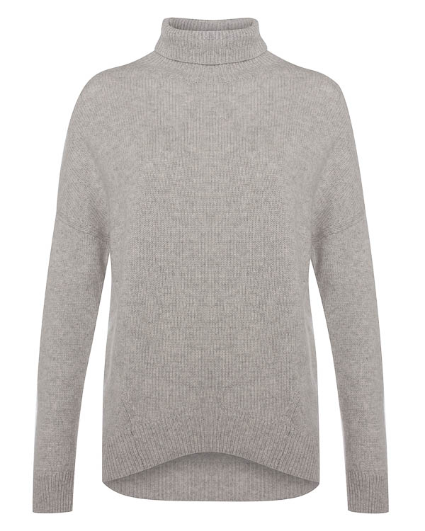 свитер из мягкого кашемира  артикул C1526 марки Amanda Wakeley купить за 42800 руб.